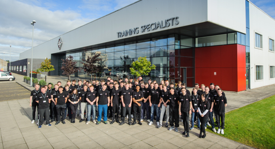 Assure Alarms apprentices
